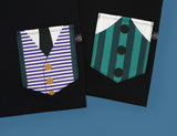 Haunted Mansion Butler Pocket T-shirt