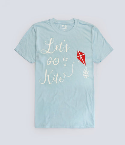 Mary Poppins Let's Go Fly A Kite T-shirt