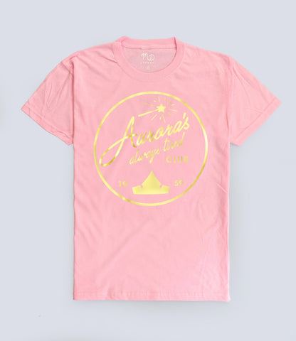 Aurora's Always Tired Club T-shirt