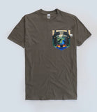 Jurassic Adventure Pocket T-shirt
