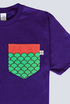 Mermaid Pocket T-shirt