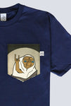 Moon Ridin' Pocket T-shirt