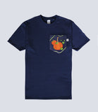 Pumpkin Pocket T-shirt