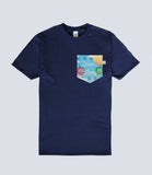 Sky High Dream Away Pocket T-shirt - Day Edition