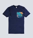 Sky High Dream Away Pocket T-shirt - Night Edition