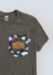 Million Diamonds Shine Pocket T-shirt