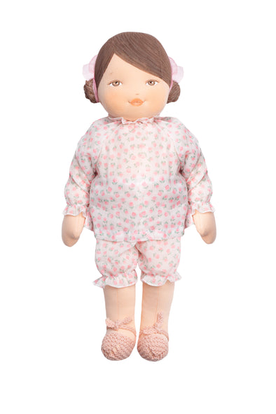 Juliette Doll with Floral Outfit
