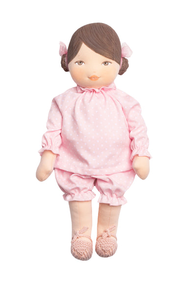 Juliette Doll with Pink Outfit