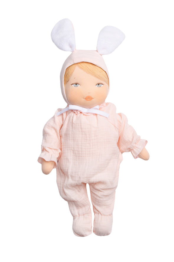 Rubita Bunny with Blush Outfit