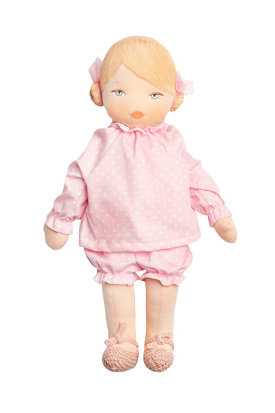 Marguerite Doll with Pink Outfit