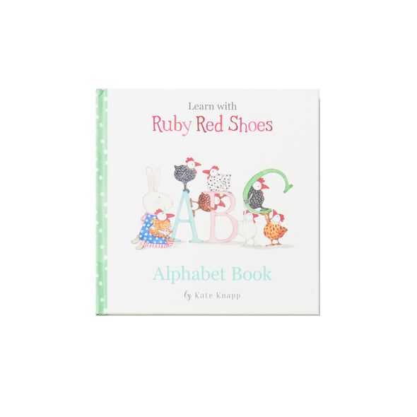 Alphabet Book - Learn with Ruby Red Shoes