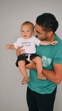 Load image into Gallery viewer, Daddy Is My Hero - Toddler Tee