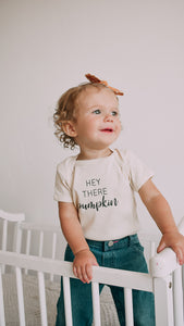 Hey There Pumpkin - Toddler Tee