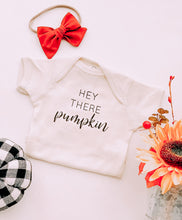 Load image into Gallery viewer, Hey There Pumpkin - Toddler Tee