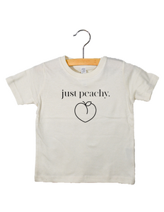 Just Peachy - Toddler Tee