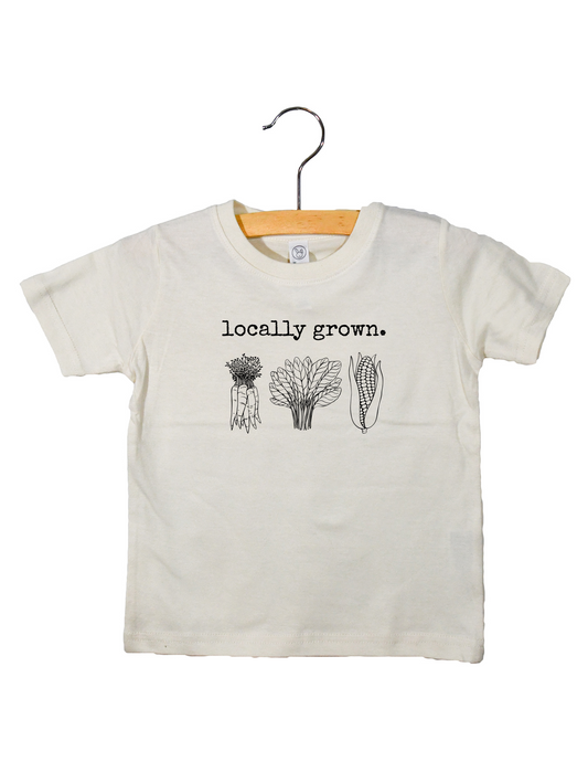 Locally Grown - Toddler Tee