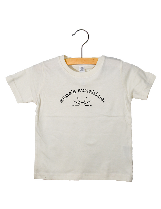 Mama's Sunshine - Toddler Tee