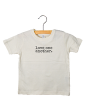Load image into Gallery viewer, Love One Another - Toddler Tee
