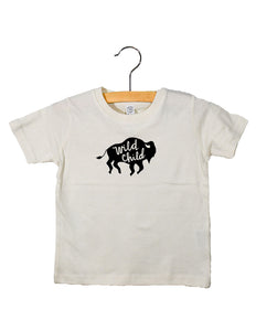 Wild Child - Toddler Tee