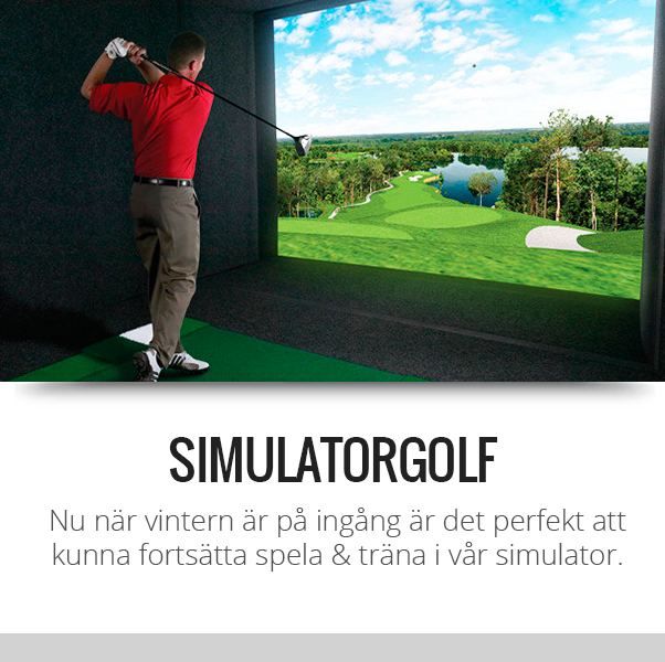 Simulatorgolf