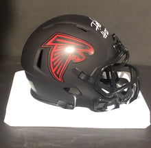 Load image into Gallery viewer, Ito Smith Atlanta Falcons Signed Eclipse Mini Helmet With BAS COA
