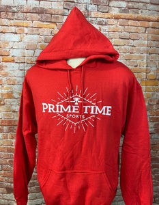Prime Time Sports Hooded Sweat Shirt