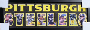 Pittsburgh Steelers Team Plaque Greats