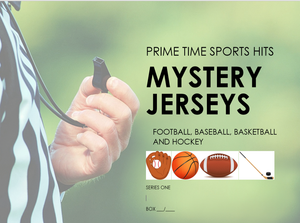 Prime Time Hits - Mystery Jersey Box - All Sports