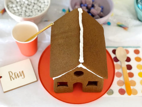 gingerbread house game for birthday party