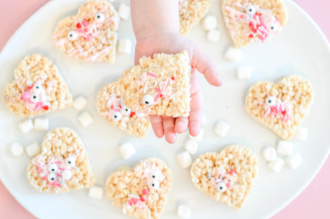 toddler treats for valentines