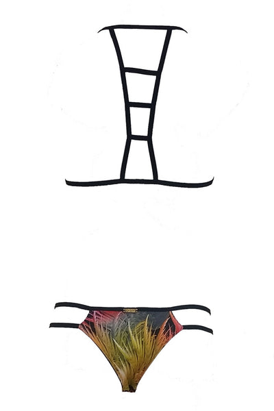 Bossa Cut-Out Bikini