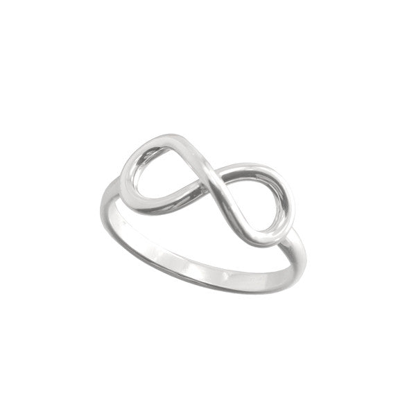 Infinity Ring Sterling Silver 925 by Ichu