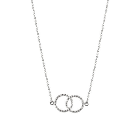 Eternity Necklace 925 Silver