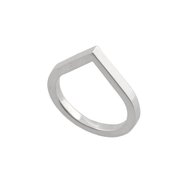 Point Ring Sterling Silver Ichu