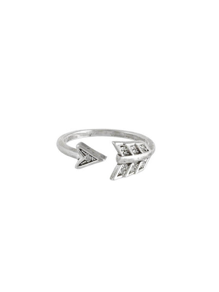 House of Harlow Arrow Affair Ring