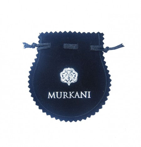 Black pouch for Murkani jewellery