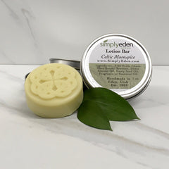 Celtic Moonspice Solid Lotion Bar