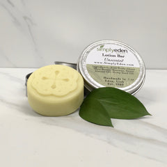 Unscented Solid Lotion Bar