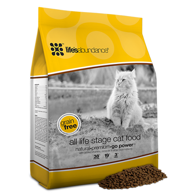 Dry Cat Food, Grain Free - Simply Eden Bath & Body