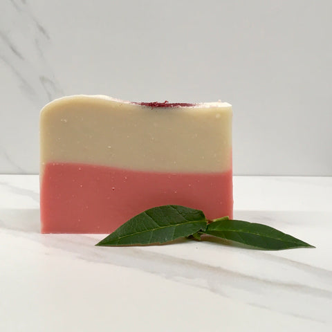 Candy Cane Goat Milk Soap