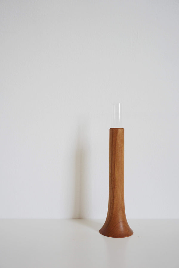 Single Flower Vase - Cherry