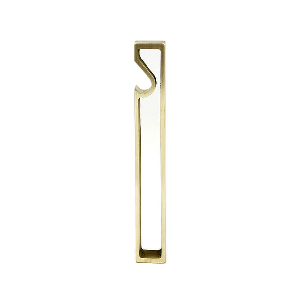 Brass Bottle Opener - Frame