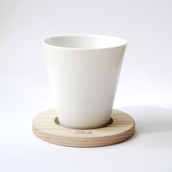 Donut Coffee Dripper - White