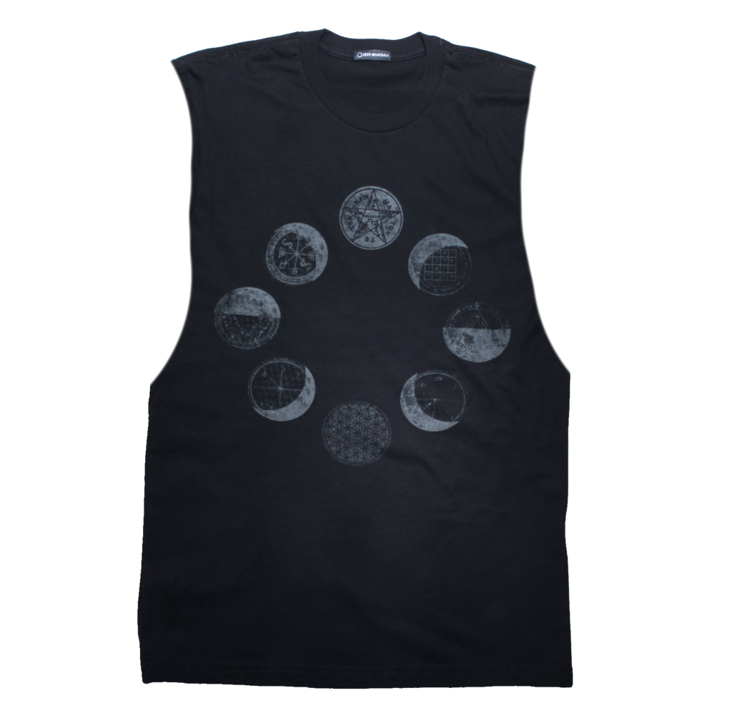 Moon Phases Cut Off