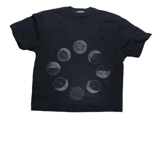 Moon Phases Crop Top