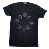 Moon t shirt magic circle t shirt moon phase t shirt