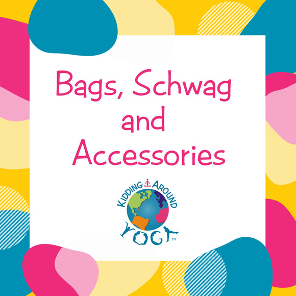 Bags, Schwag and Accessories