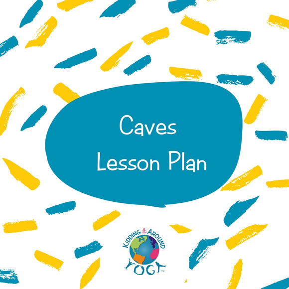 Caves Lesson Plan