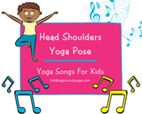 Head Shoulders Yoga Pose