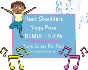 Head Shoulders Yoga Pose REMIX - Slow